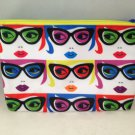 Ipsy MyGlam Glam Bag All Eyes On You January 2016 Cosmetic clutch empty zippered