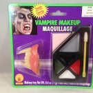 Rubie's Costume Company Vampire Makeup Kit with false fangs teeth face paint Halloween