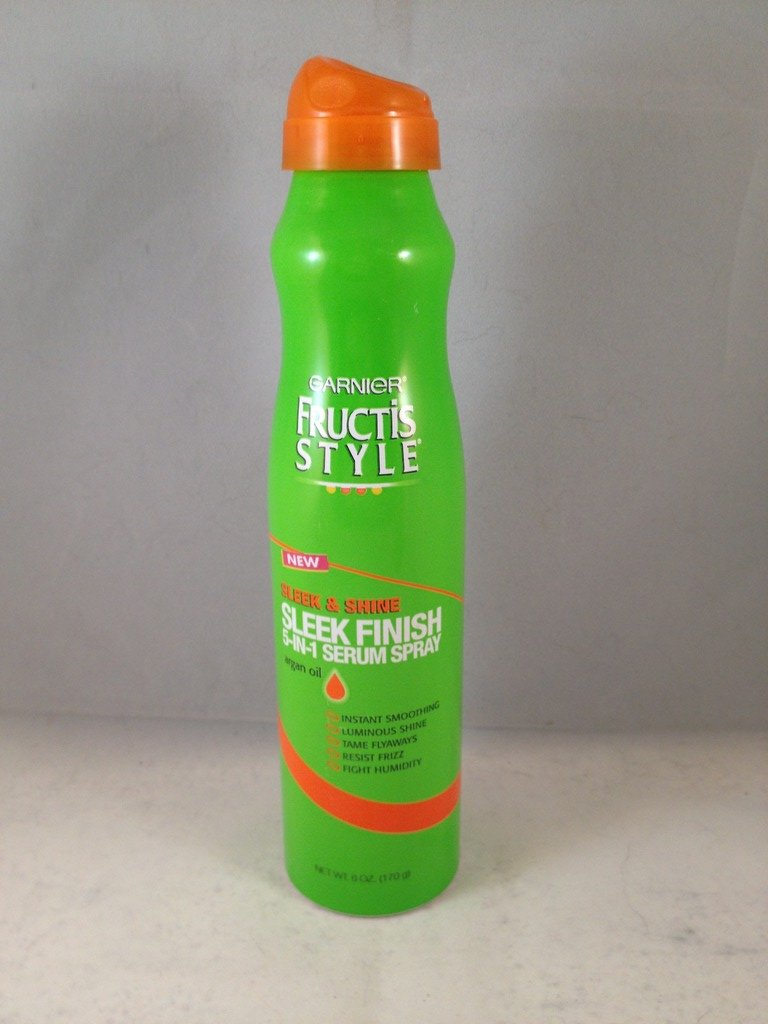Garnier Fructis Style Sleek & Shine 5-in-1 Serum Spray Sleek Finish hair finishing