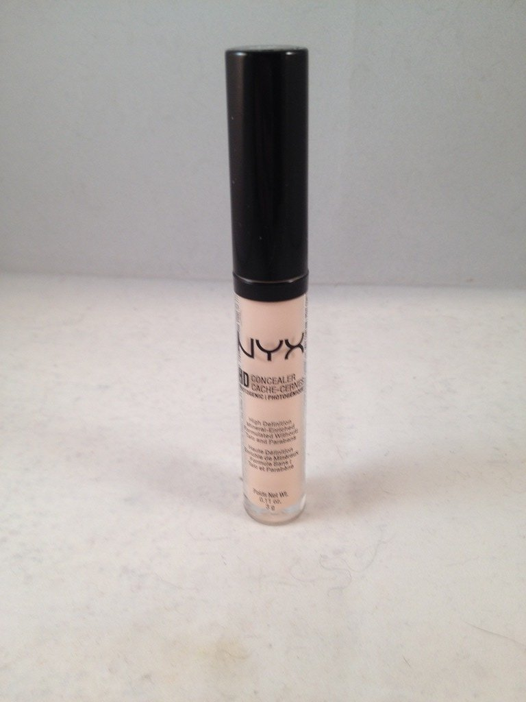 Nyx hd concealer wand cw02 fair high definition cover up - Nyx concealer wand medium ...