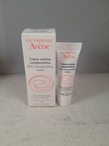 Avene Eau Thermale Rich Compensating travel size facial skin care moisturizer