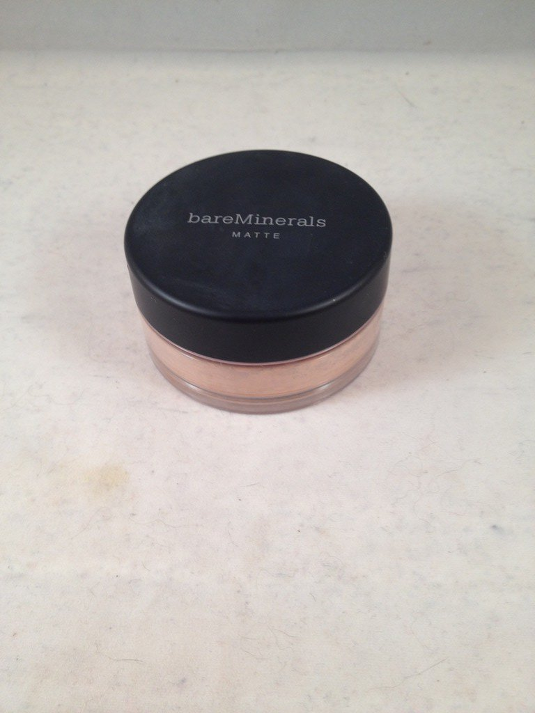 Bare Escentuals bareMinerals Matte Broad Spectrum SPF 15 Foundation N20 Medium Beige