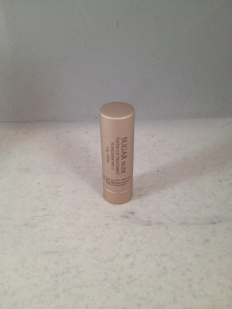 Fresh Sugar Nude Tinted Lip Treatment Balm with SPF 15 Sunscreen travel size
