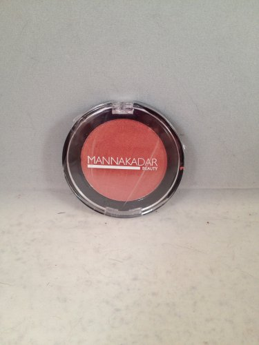 Manna Kadar Beauty Paradise Pearlized Blush travel size face cheek color