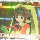 Card Captor Sakura CardCaptors Prism Sticker Card