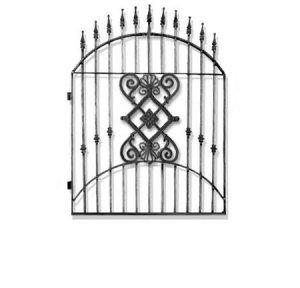 The Buckingham Iron Gate