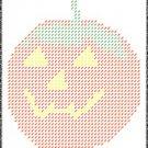 Jack-o-lantern Plastic Canvas E-Pattern