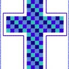 Cross Plastic Canvas E-Pattern