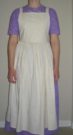 Ladies Full length Apron size Medium