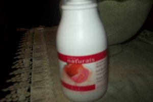 Naturals Strawberry & Guava Shakes Body Lotion 8.4 fl. oz & Shower Gel
