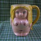 Blonde Booby Girl Mug