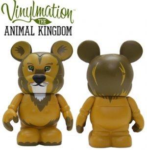 Disney 3inch Vinylmation Figurines-Animal Kingdom-Lion