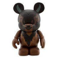 Disney 3inch vinylmation figurines-animal kingdom-wilder beast