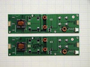Upper/ Lower Inverter Modules, p/n# 19-2511-V02
