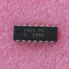7413PC Dual 4-Input Schmitt Trigger