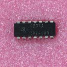 SN7490N Decade; BCD-Output; Up IC Counter