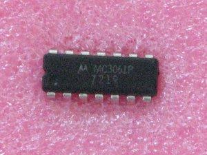 MC3061P Dual J-K Flip-Flop IC