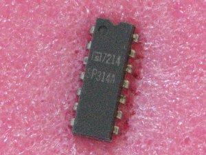 SP314A  Logic Gate, NOR 7-Input IC