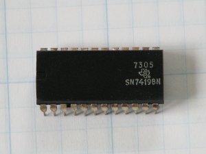 SN74198N 4-Bit Binary Up Counter