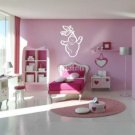 Fairy & Baby Nursery Vinyl Wall Sticker Decal