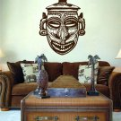 *NEW* Ceremonial Tribal Mask Vinyl Wall Sticker Decal