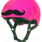 Roller Derby Moustache Vinyl Wall Sticker Decal