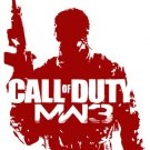 Large Call of Duty MW3 PS3 Vinyl Wall Sticker