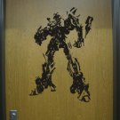 Transformers Bumblebee Vinyl Wall Sticker Decal