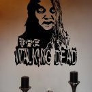The WALKING DEAD Zombie Vinyl Wall Sticker Decal