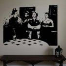 Large Honeymooners Vinyl Wall Sticker Decal Removable