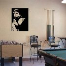 Large Barry Manilow Vinyl Wall Sticker Decal