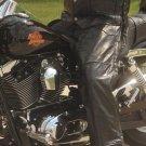2X Men's Leather Chaps