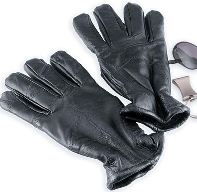 LG Giovanni Navarre Leather Gloves