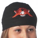 Cotton Skull Cap w/ Eagle and Banner