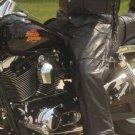 LG Men's Motorcycle Chaps