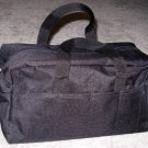 Jack In The Box Black Tote Bag EMBROIDERED Logo FREE SHIPPING
