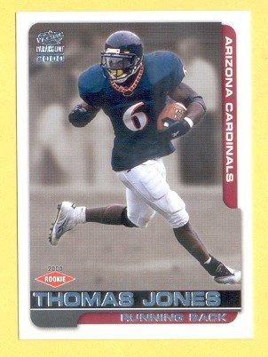 2000 Pacific Paramount Thomas Jones RC Jets