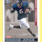 2000 Pacific Paramount Thomas Jones RC Jets
