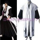 Bleach 11th Division Zaraki Kenpachi Cosplay, all size
