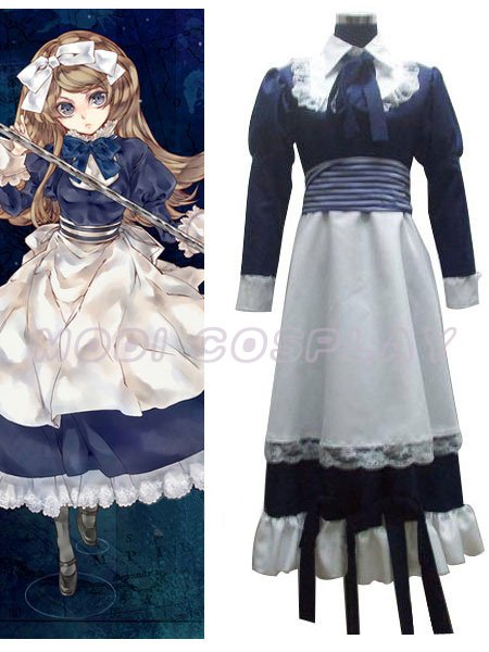 Axis Powers Hetalia Byelorussia Cosplay Costume,all size