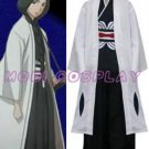 Bleach 4th Division Unohana Retsu Cosplay Costume, all size