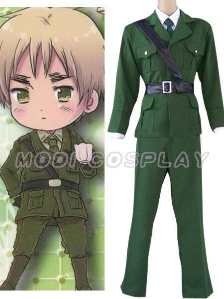 Axis Powers Hetalia England Cosplay Costume,all size