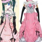 Black Butler Costume Kuroshitsuji Ciel Cosplay Costume, all size