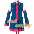 VOCALOID2 Kasane Teto Uniform Cosplay Costume,New