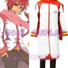 Vocaloid Akaito Anime Cosplay Costume,all size