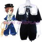 Rozen Maiden Lapislazuli Stern Cosplay Costume