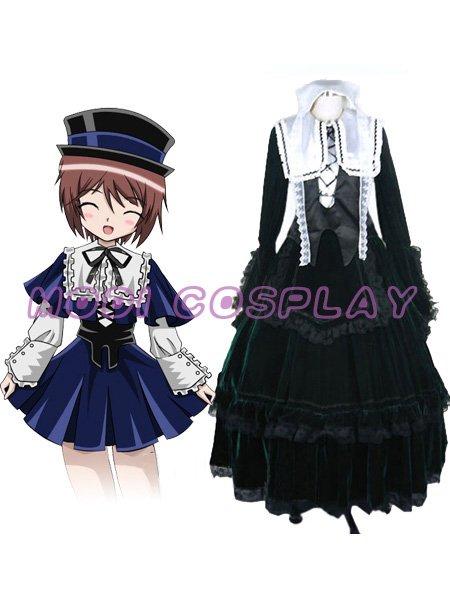 Rozen Maiden Lolita Dress Cosplay Costume,all size