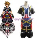 Kingdom Hearts II 2 Sora Anime Costume Cosplay