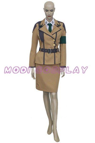 Code Geass Croomy Cosplay Uniform Costume