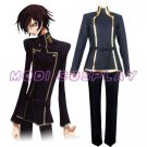 Code Geass Zero Lelouch Cosplay Costume,all size